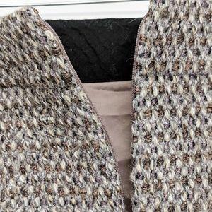 J. Crew Skirts - j. crew | brown timber tweed wool pencil skirt 2